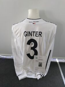 XL Deutschland Trikot Matthias Ginter signiert Authentic Version DFB