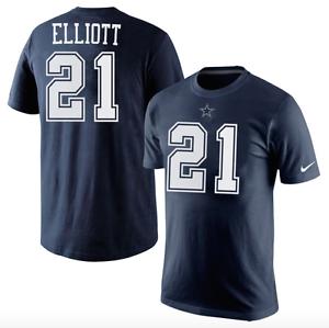 Dallas Cowboys Ezekiel Elliott Nike Player Pride T-Shirt