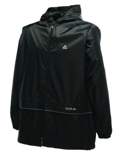 Dare2b Mens Ladies Waterproof Walking Hiking Rain Jacket Over Trousers