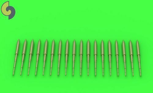 Master 1//32 Static Dischargers for F-16 # 32084