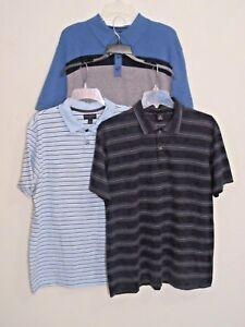 Mens-Banana-Republic-Polo-Casual-Short-Sleeve-Shirt-M-L-XL