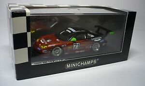 Un Porsche 911 Gt3 Cup Daytona 2005 1:43 Minichamps