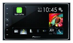 PIONEER-SPH-DA120-AppRadio-2-DIN-Moniceiver-f-iPhone-Android-CarPlay-MirrorLink