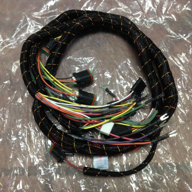 cat caterpillar 267 3060 electrical wiring harness paving paver rh ebay com