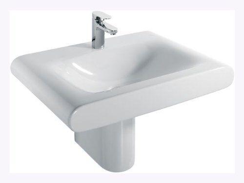 Lavatoio Per Lavanderia Ideal Standard.Ideal Standard Lavabo D Arredo Sospeso E D Appoggio Cm 75x51 5 Moments K0716