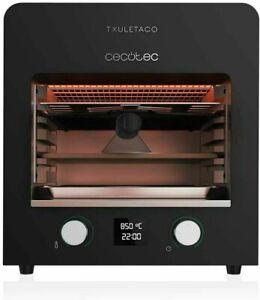 Grill de alta temperatura CECOTEC Txuletaco 8000 Inferno /Parrilla eléctrica