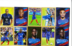 Carte Carrefour Foot 2018.Details Sur Panini Carrefour Football Coupe Du Monde 2018 Lot De 10 Images Kante