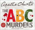 The ABC Murders Unabridged by Agatha Christie (CD-Audio, 2004)