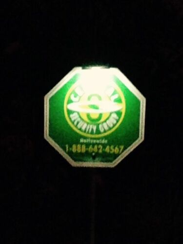 Solar Light For Real Estate Signs   MAKE YOUR SIGN WORK 24 HOURS A DAY!!