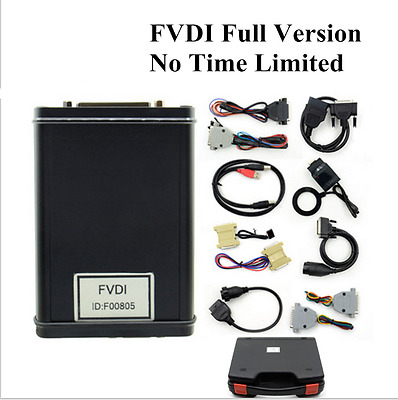 FVDI ABRITES Commander Full Version With 18 Software Diagnostic Tool | eBay