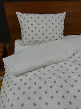 Bettwäsche Garnitur, 40x60/100x135   Sterne