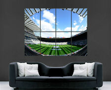 NEWCASTLE ST JAMES PARK STADIUM POSTER FOOTBALL GIANT WALL POSTER ART