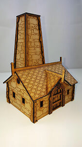 wargaming-MDF-small-FANTASY-COTTAGE-28MM-terrain-scenery-made-to-order