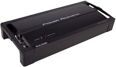POWER ACOUSTIK RZ4-2000D 2000 WATT 4/2 CHANNEL CLASS D RAZOR AMP CAR AMPLIFIER
