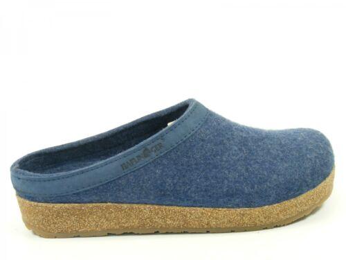 Haflinger Chaussures pantoufles femmes hommes pantoufles Laine Grizzly torben 713001