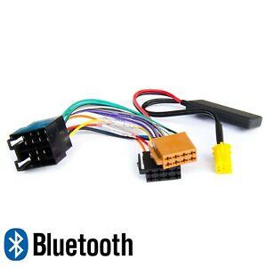 Autoradio-Bluetooth-Adapter-Musik-Empfaenger-fuer-Smart-Fortwo-451-ab-2007