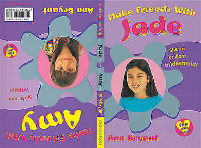 Jade/amy (Make Friends With), Bryant, Ann, Very Good Book