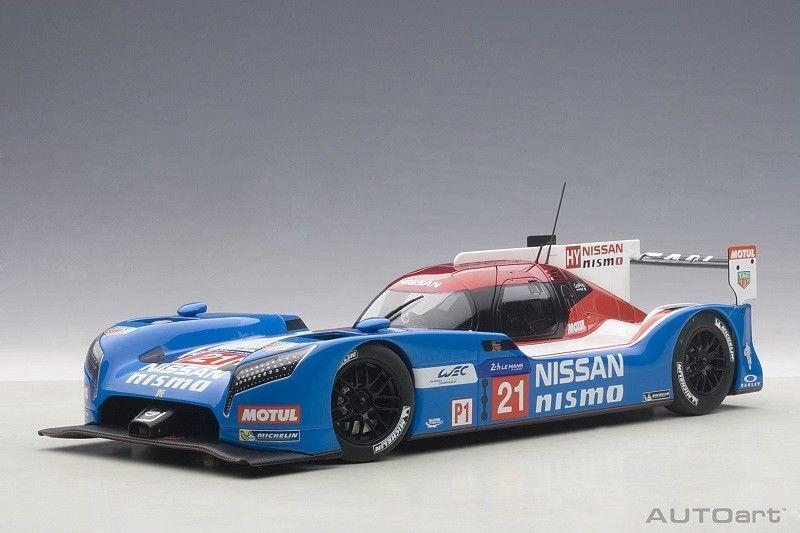 1 18 AUTOart Nissan GT-R LM Nismo Le Mans 2015 Matsuda Shulzhitskiy Ordonez  21  | Überlegen