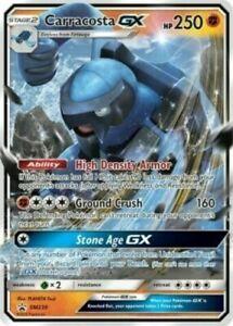 Pokemon Carracosta SM239 Black Star Promo Holo NM