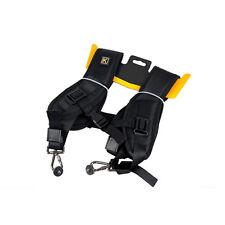 Type K Screw Double Shoulder Sling Belt Quick Rapid Dual Strap For SLR Camera