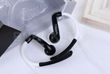 white sports ear over headphones earphones with mic for lg nokia samgsung htc