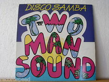 "★★ 12"" Maxi - TWO MAN SOUND - Disco Samba (Complete Disco Version) RKM FRANCE 76"