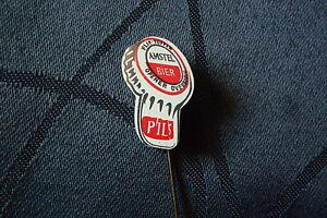 tolle alte Anstecknadel 60er Jahre Bierbrauerei Amstel Bier Niederlande - Baesweiler, Deutschland - tolle alte Anstecknadel 60er Jahre Bierbrauerei Amstel Bier Niederlande - Baesweiler, Deutschland