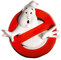 Ghostbusters No Ghosts Wall Décor, Home Office Display Party Movie Room White on Sale