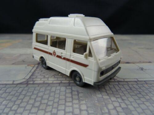 Wiking 269 1B VW LT28 Camper Sven Hedin Wohnmobil 1:87 W632