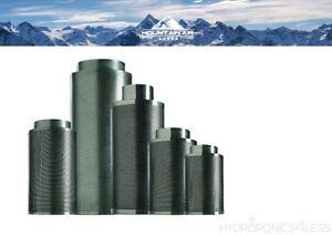 Rhino Pro Carbon Filter 4 5 6 8 10 12 Inch Hydroponics Premium odour removal