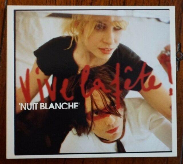 CD - Vive La Fête – Nuit Blanche - SURPRISE010