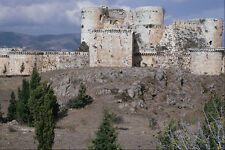 705015 Worlds Best Preserved Crusader Castle Krak Des Chevaliers Syria A4 Photo