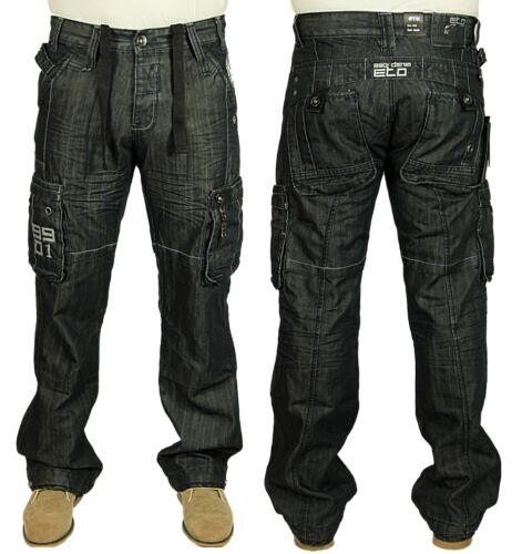 Da Uomo Nuovo Eto 9901 Designer Em89 Jeans Firmati ridotto Affare Prezzo *
