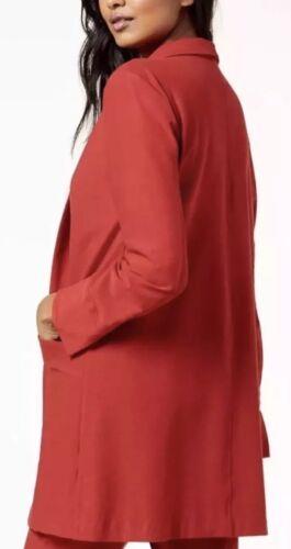 Xl Vaskbar Fisher Crepe Nwt Kimono Stretch Eileen Jakke Serrano rwr7x