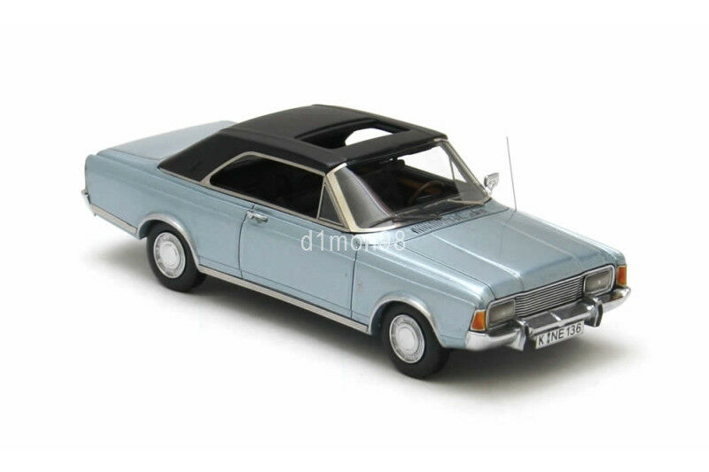 Ford Taunus P7 Coupe 1971 1 43 Neo Scale Models NEO43136