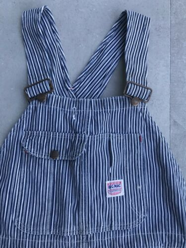 Vintage 1940's Big Mac Penneys Overalls Railroad S