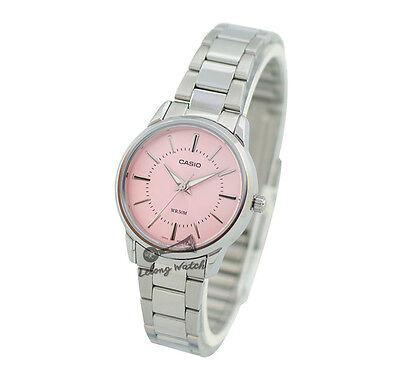 -Casio LTP1303D-4A Ladies' Metal Fashion Watch Brand New & 100% Authentic