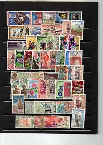 134-timbres-du-Dahomey-apres-independance
