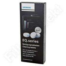 50 Reinigungstabletten 50 Entkalkertabletten pass für Siemens EQ Bosch Nivona
