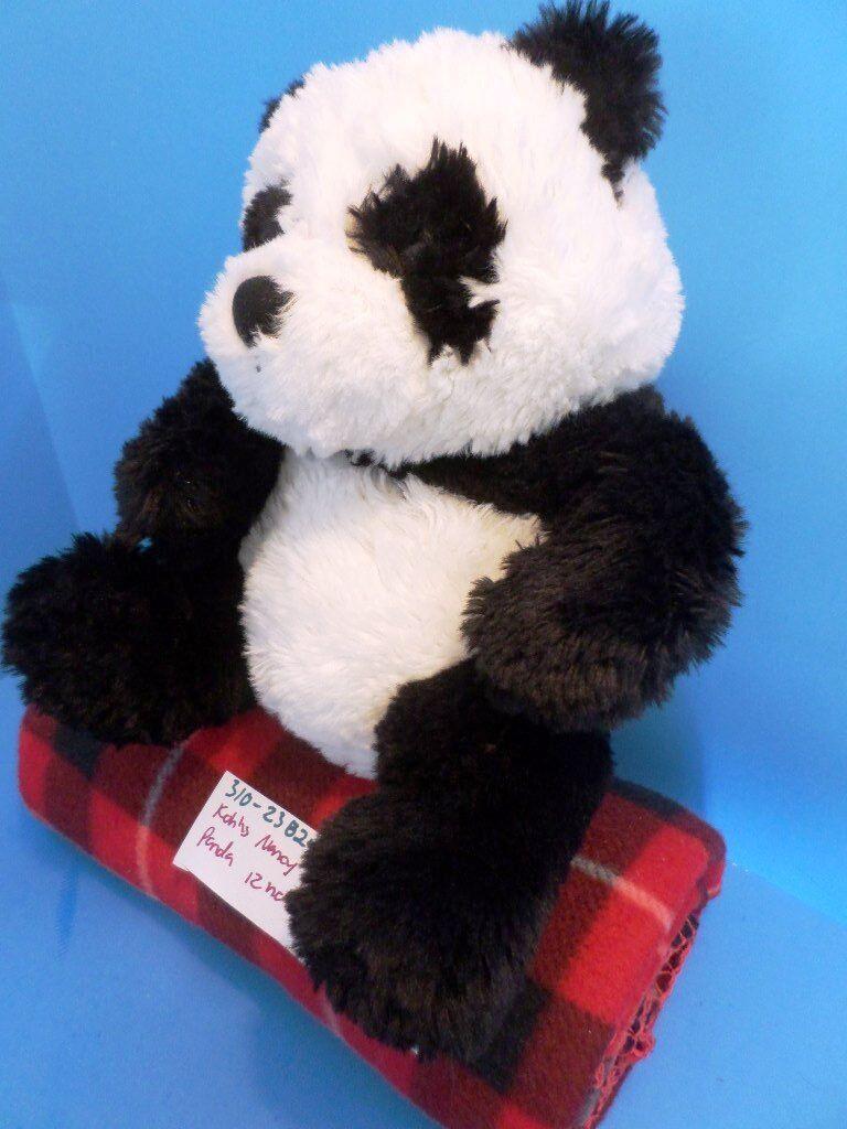 Kohl's Bag Nancy Tillman's Panda Bean Bag Kohl's Plush (310-2382-1) 8c7a55