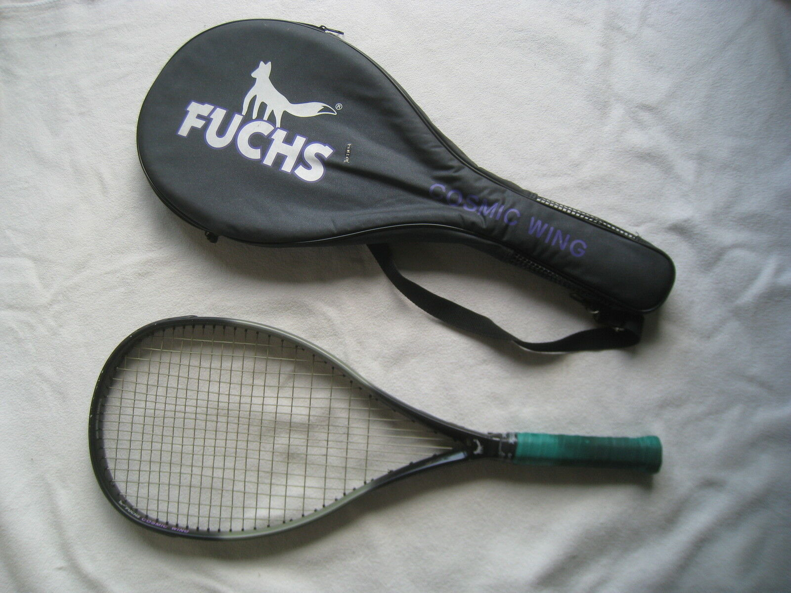 Fuchs Cosmic Wing High Modulus Graphite     - Tennis Badmington Schläger dbaf46