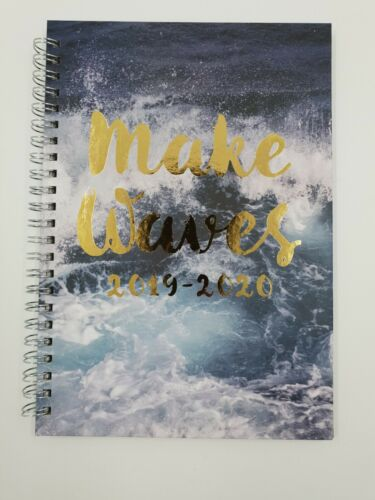 2019 2020 A5 Academic Mid Year Week to View Student Teacher Wiro Diary Planner