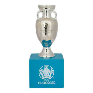 "Pokal Nachbildung ""70mm on Acrylic Pedestal"" UEFA EURO 2020™"