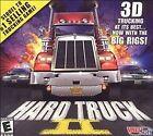 Hard Truck II Jewel Case (PC, 2001)
