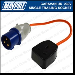 Maypole 230v uk hook up lead