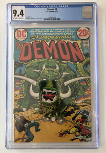 The-Demon-3-CGC-9-4-Jack-Kirby-1972
