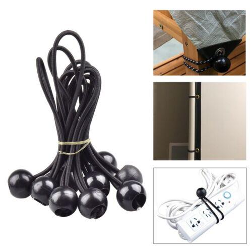 New Tent High Elastic Ball Bands Plastic Ball Head NEW Baggage Belts Tent Tie