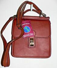 Messenger Bag Unisex Handmade 100% COLOMBIA Leather