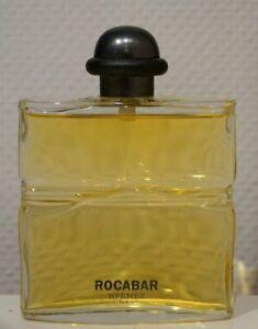 Parfum Vaporisateur Homme Eau 100ml Vintage Détails Hermes Flacon Sur Verre Toilette Rocabar 5ul1cFJ3TK