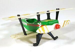 Vintage-Playmobil-7726-Biplane-Pegasus-Sold-As-Is-F631